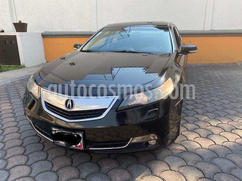 Acura TL 3.5L usado (2012) color Negro precio $135,000