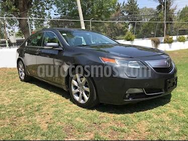 Acura TL 4p 3.5 AT usado (2013) color Gris precio $155,001