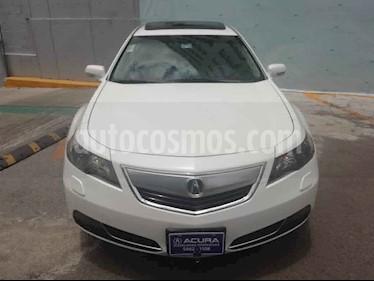 Acura TL 3.7L usado (2013) color Blanco precio $219,000