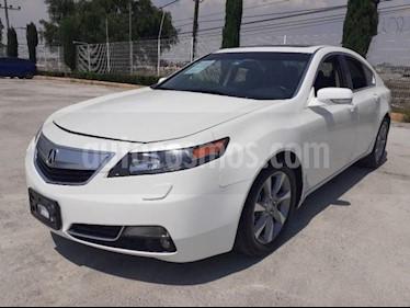 Acura TL 3.5L usado (2013) color Blanco precio $180,000