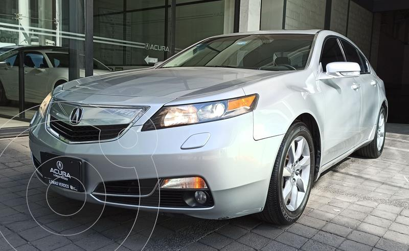 Acura TL 3.5L usado (2012) color Plata Dorado precio $169,000