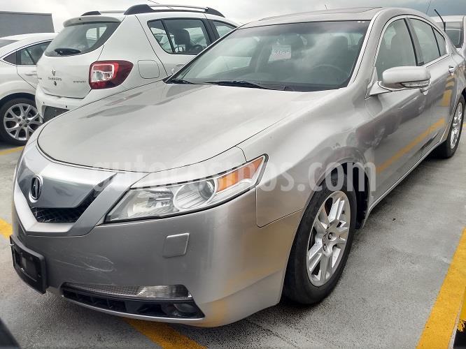Acura TL 3.5L usado (2010) color Plata Dorado precio $152,450