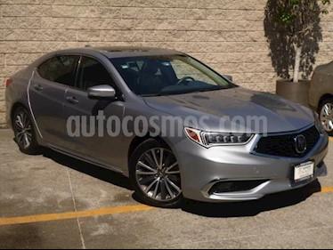 Acura TLX 4p Advance V6/3.5 Aut usado (2018) color Plata precio $430,000