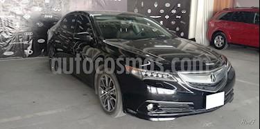 Foto venta Auto usado Acura TLX 4p Advance V6/3.5 Aut (2015) color Negro precio $307,000