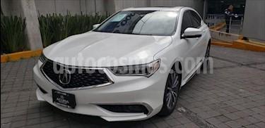 Foto Acura TLX 4p Advance V6/3.5 Aut usado (2018) color Blanco precio $549,000
