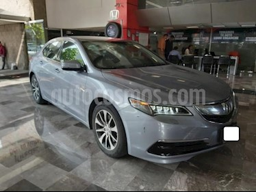 Acura TLX 4p Tech L4/2.4 Aut usado (2015) color Plata precio $245,000