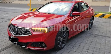 Foto venta Auto Seminuevo Acura TLX A- Spec (2018) color Rojo precio $679,000
