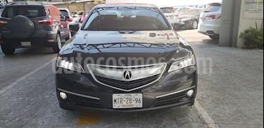 Foto venta Auto usado Acura TLX Advance (2015) color Grafito precio $345,000