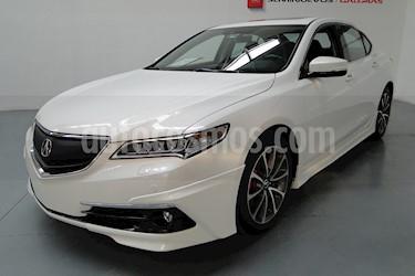 Foto venta Auto usado Acura TLX Advance (2016) color Blanco precio $434,900