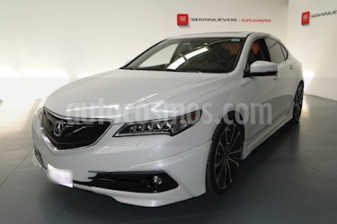 Foto venta Auto usado Acura TLX Advance (2015) color Blanco precio $389,900