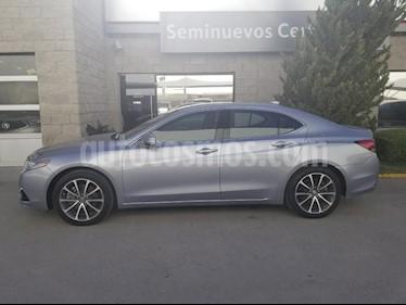Foto venta Auto usado Acura TLX Advance (2015) color Plata precio $319,000