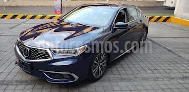 Foto venta Auto Seminuevo Acura TLX Advance (2018) color Azul precio $639,000