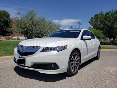 Foto Acura TLX Advance usado (2016) color Blanco precio $348,000