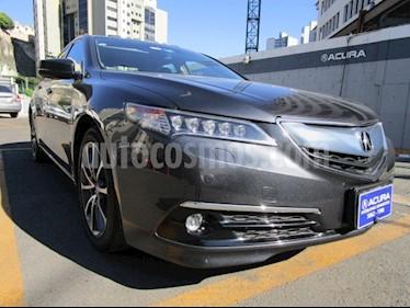 Foto venta Auto Seminuevo Acura TLX Advance (2015) color Grafito precio $335,000