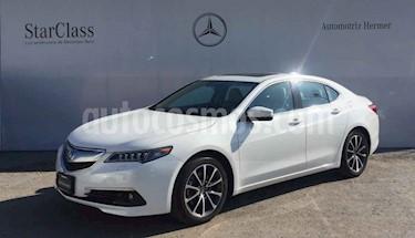Foto Acura TLX Advance usado (2015) color Blanco precio $299,900