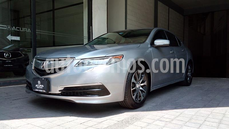 Acura TLX Tech usado (2015) color Plata precio $249,000