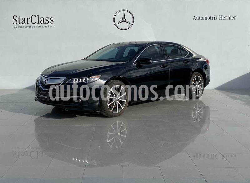 Acura TLX Advance usado (2015) color Negro precio $279,900