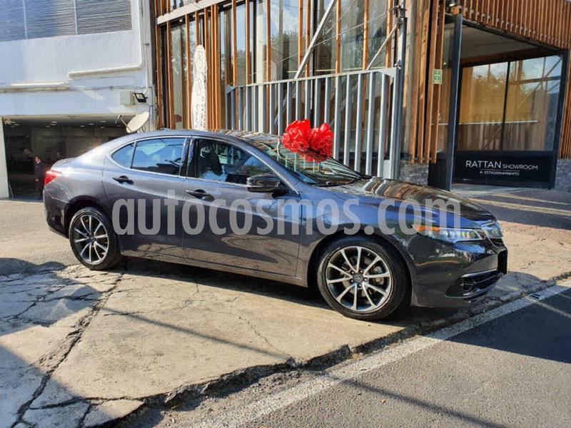 Acura TLX Advance usado (2015) color Negro precio $310,000