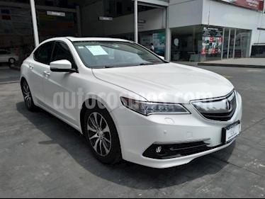 Acura TLX Tech usado (2015) color Blanco precio $275,000