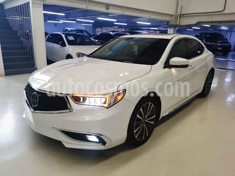 Acura TLX Advance usado (2018) color Blanco precio $399,100