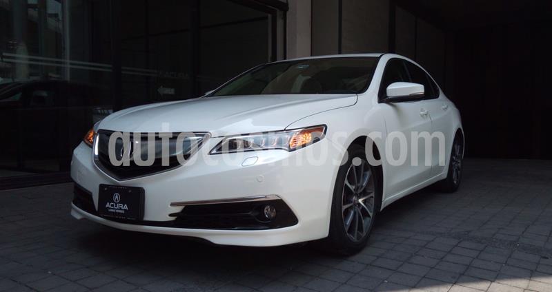 Acura TLX Advance usado (2017) color Blanco precio $364,000