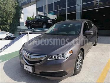 foto Acura TLX 4P ADVANCE V6/3.5 AUT usado (2017) color Gris precio $319,900