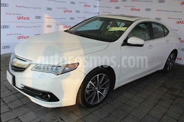 Acura TLX Advance usado (2015) color Blanco precio $260,000