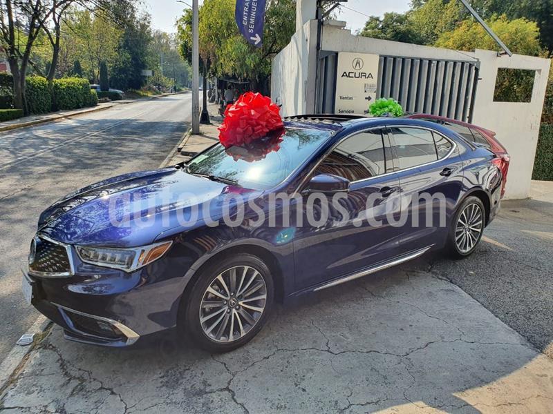 Acura TLX Advance usado (2018) color Azul precio $450,000