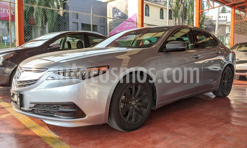 Acura TLX Tech usado (2015) color Plata precio $268,000