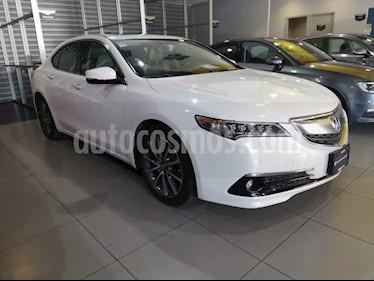 Acura TLX Advance usado (2015) color Blanco precio $232,000