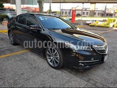 Acura TLX 4P ADVANCE V6/3.5 AUT usado (2015) color Negro precio $269,000