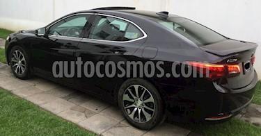 Acura TLX Tech usado (2015) color Negro precio $265,000