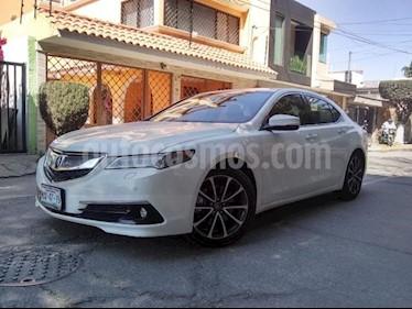 Acura TLX 4P ADVANCE 3.5L TA GPS RA-18 usado (2016) color Blanco precio $265,000