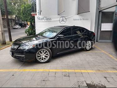 Foto venta Auto usado Acura TLX Tech (2015) color Negro precio $298,900