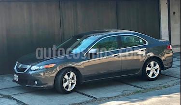 Foto venta Auto usado Acura TSX 2.4L (2009) color Gris Vulcano precio $120,000