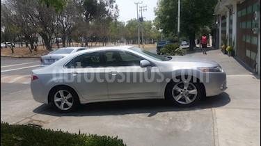 Foto venta Auto usado Acura TSX 2.4L (2012) color Plata precio $160,000