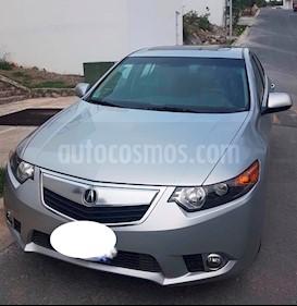 Acura TSX 2.4L usado (2012) color Plata precio $192,000