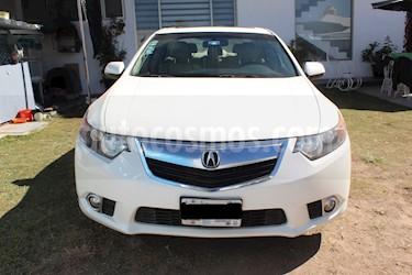 Foto venta Auto usado Acura TSX 2.4L (2011) color Blanco precio $170,000
