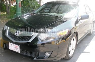 Foto venta Auto usado Acura TSX 2.4L (2009) color Negro precio $133,000