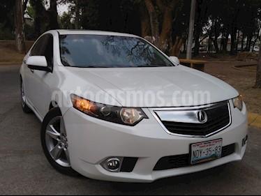 Foto venta Auto usado Acura TSX 4p L4/2.4 Aut (2013) color Blanco precio $199,000