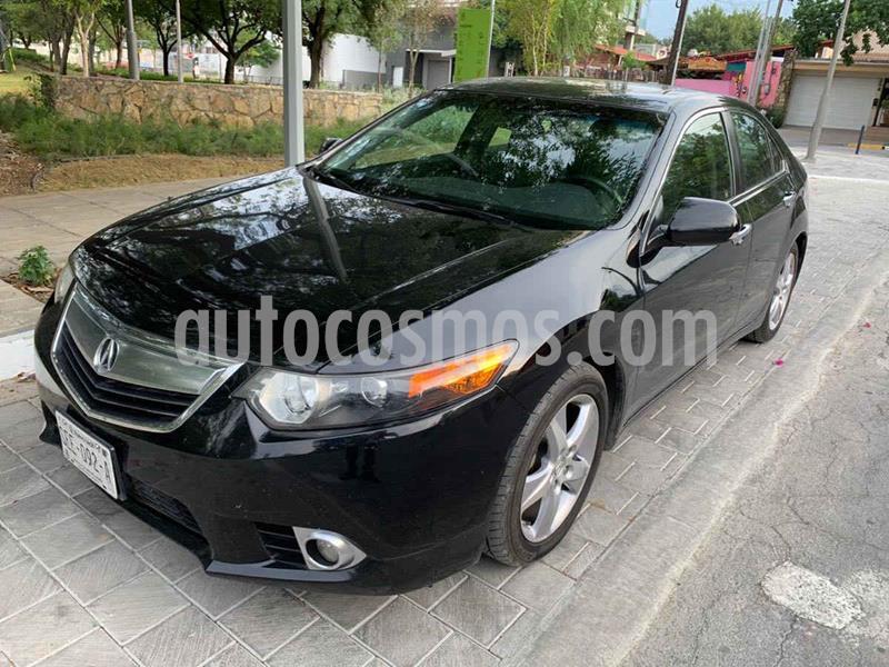 Acura TSX 2.4L usado (2011) color Negro precio $179,900