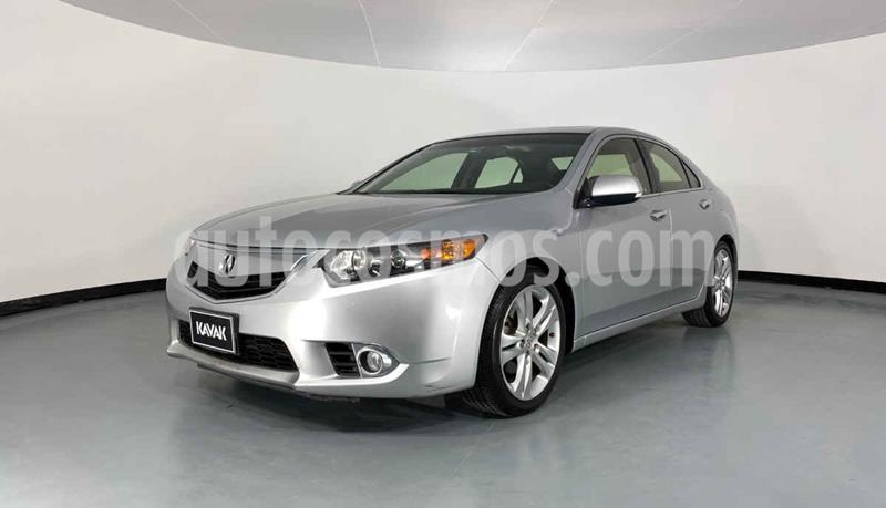 Acura TSX 3.5L usado (2013) color Gris precio $194,999