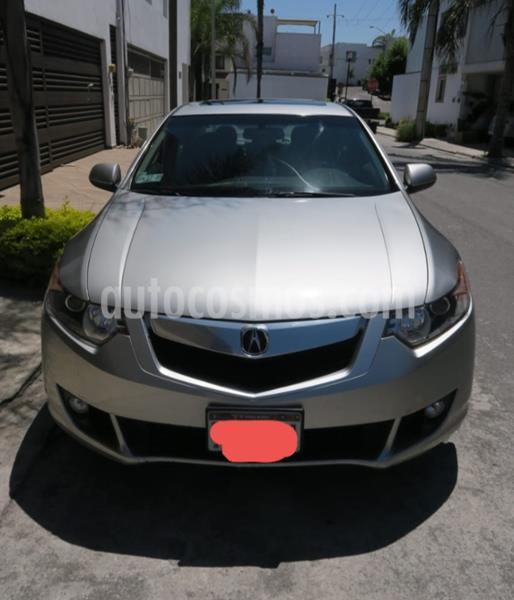Acura TSX 3.5L usado (2010) color Plata precio $145,000