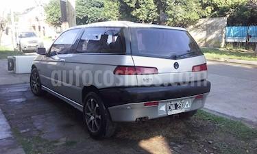 Foto venta Auto usado Alfa Romeo 145 1.8 TS 16v (1999) color Gris Plata  precio $70.000