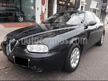 Foto venta Auto usado Alfa Romeo 156 2.0 TS (1999) color Azul precio $219.000