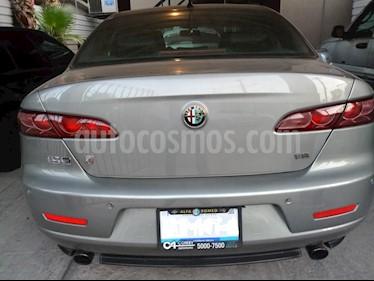 Alfa Romeo 159 JTS 3.2L Sport Plus Q-Tronic 4x4 usado (2012) color Gris precio $185,500