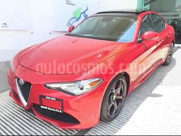 foto Alfa Romeo Giulia TI usado (2017) color Rojo precio $498,500