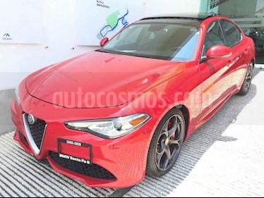 Foto Alfa Romeo Giulia TI usado (2017) color Rojo Alfa precio $640,000
