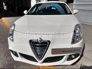 Foto venta Auto usado Alfa Romeo Giulietta 1.4 170Cv Distinctive TCT (2016) color Blanco precio u$s18.000