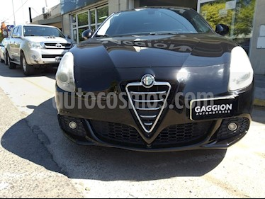 Foto venta Auto usado Alfa Romeo Giulietta 1.4 Progression TCT (170Cv) (2012) color Negro